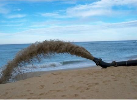 Discharge Sands